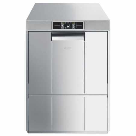 Lave-Vaisselle Professionnel Topline Frontal à Double Paroi - 50 x 50 SMEG - 1