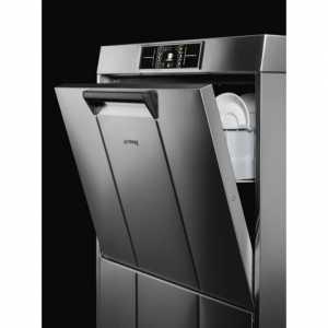 Lave-Vaisselle Professionnel Topline Frontal à Double Paroi - 50 x 50 SMEG - 3
