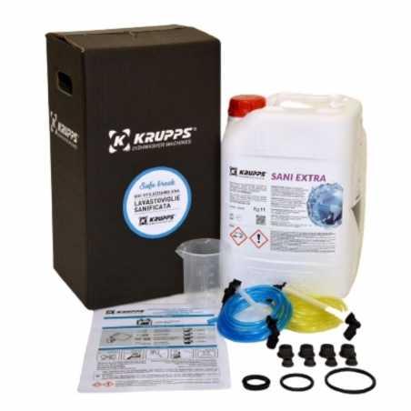 Kit Virucide pour Désinfection de Lave-Vaisselle Krupps - 1