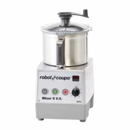 Blixer 5 V.V Robot-Coupe - 1