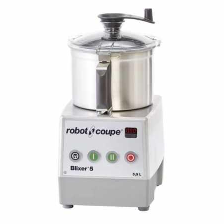 Blixer 5 - 2 V Robot-Coupe - 1