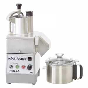 R 502 V.V Combiné Cutter & Coupe Légumes Robot-Coupe - 1
