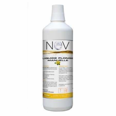 Liquide Vaisselle Classique - Parfum Citron - 1 L FourniResto - 1