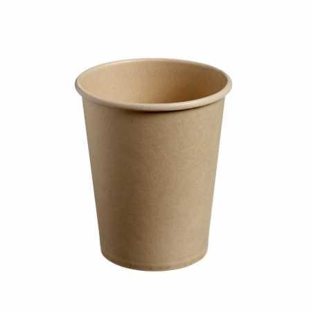 Gobelet en Fibres de Bambou - 12 cl - Lot de 50 FourniResto - 1