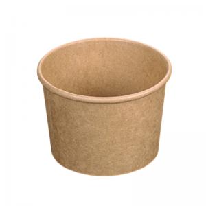 Pot en Carton - 240 ml - Lot de 50 FourniResto - 1