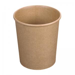 Pot en Carton - 780 ml - Lot de 50 FourniResto - 1