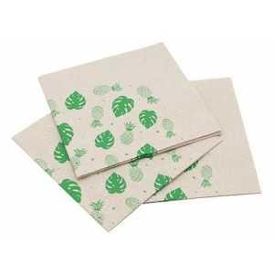 Serviette Papier Recyclé - 30 x 30 cm 2 Plis - Lot de 50 FourniResto - 1