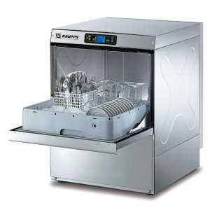 Lave-Vaisselle SOFT Adoucisseur et Pompe de Vidange Reconditionné Krupps - 1