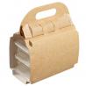 Valisette Pour Assiettes En Carton - Ecoresponsable - Lot de 150 FourniResto - 1