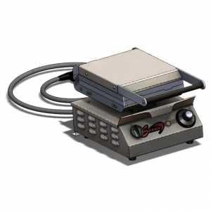 Gaufrier Électrique - 2 Gaufres Sofraca - 1