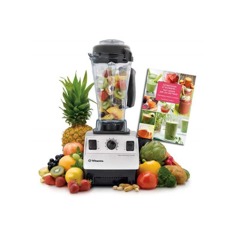 Blender Professionnel Total Nutrition 5200