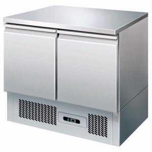 Table Réfrigérée GN 1/1 Positive - 2 Portes FourniResto - 1