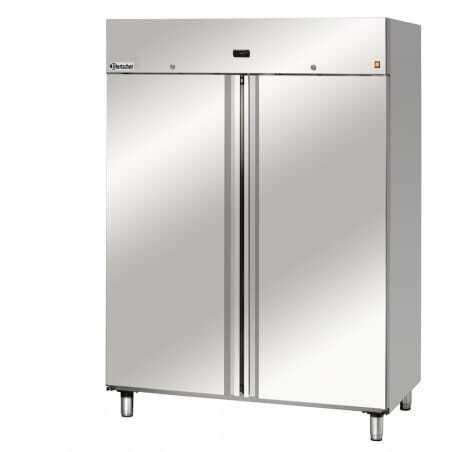 Armoire Réfrigérée 1400 Litres - 2 Portes Bartscher - 1