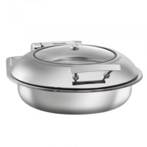 Chafing Dish Flexible Rond avec Couvercle Amovible - 6,2 L Bartscher - 1