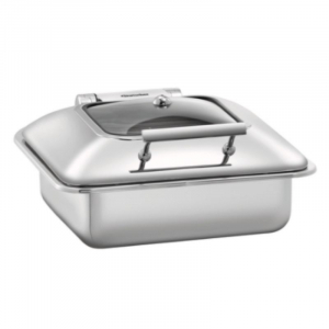 Chafing Dish Flexible GN 2/3 avec Couvercle Amovible - 5,2 L Bartscher - 1