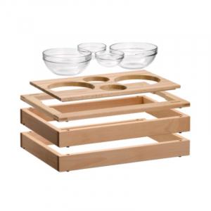Set Modulaire Buffet - 4 Bols Bartscher - 2