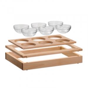 Set Modulaire Buffet - 6 Bols Bartscher - 2