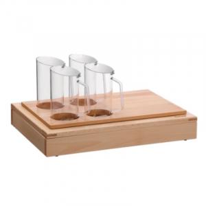 Set Modulaire Buffet - 4 Carafes Bartscher - 1