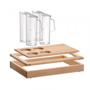 Set Modulaire Buffet - 4 Carafes Bartscher - 2