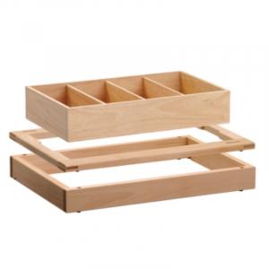 Set Modulaire Buffet - Bac à Couverts 4 Compartiments Bartscher - 2