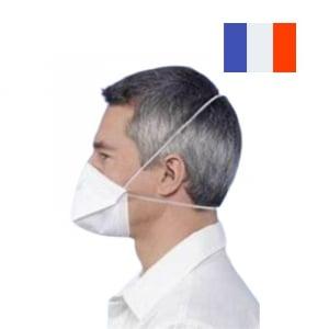Masques FFP2 - Fabrication Française - Lot de 40 FourniResto - 1
