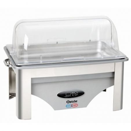Chafing Dish Electrique Chaud/Froid Bartscher - 1