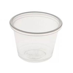 Pot à Sauce Petit Format - Lot de 100 FourniResto - 1