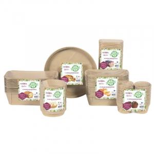 Moules à Muffin Jetables en Papier - 7,2 x 4 cm - Lot de 50 Gobel - 3