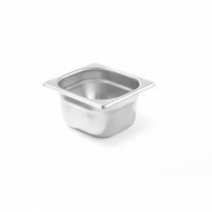 Bac Gastronorme Profi Line GN 1/6 - 1,6 L - H 100 mm HENDI - 1