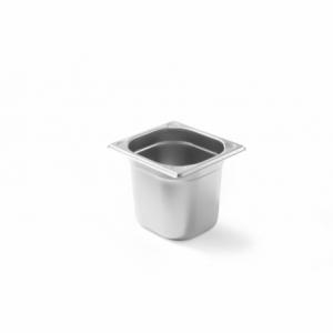 Bac Gastronorme Kitchen Line GN 1/6 - 2,4 L - H 150 mm HENDI - 1