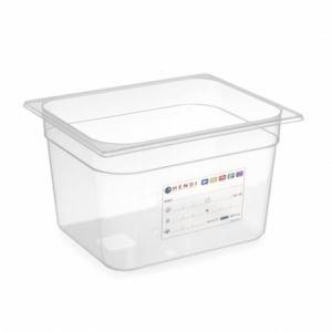 Boîte de Stockage Gastronorme GN 1/2 - 12,5 L - H 200 mm HENDI - 1