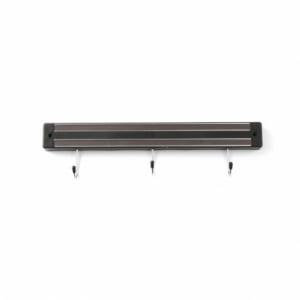 Support Magnétique pour Couteaux - 5 Crochets HENDI - 1
