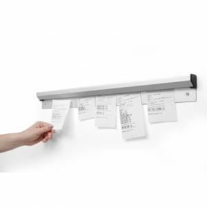 Porte-Fiches en Aluminium - 600 mm HENDI - 1