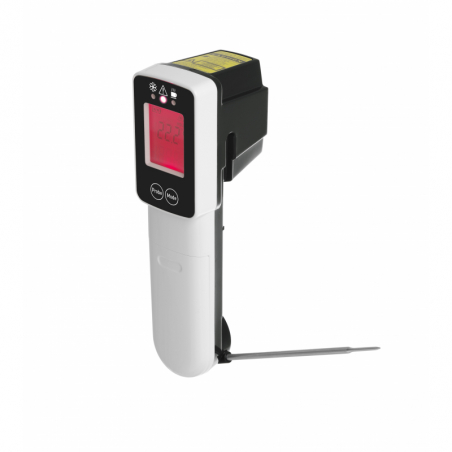 Thermomètre Infrarouge avec Sonde HENDI - 1