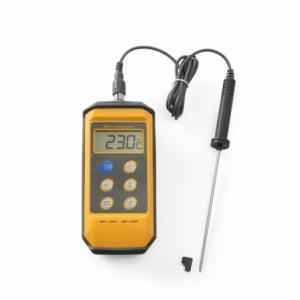 Thermomètre Résistant aux Chocs avec Sonde HENDI - 1