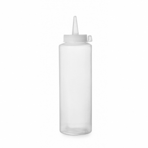 Flacon Distributeur Transparent - 0,2 L HENDI - 1