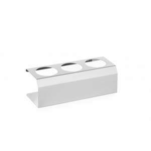 Support à Sauces - 3 Flacons Distributeurs - 229x90 mm HENDI - 1