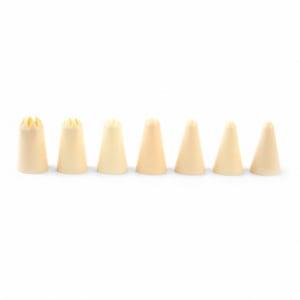 Set de 7 Douilles - dentelé HENDI - 1