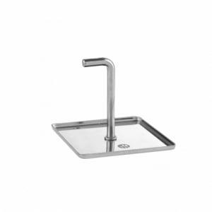 Poussoir carré pour emporte-pièce carré 65x65mm HENDI - 1