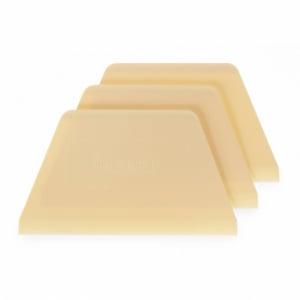 Racloir coupe-pâte trapèze - 3 pièces HENDI - 1