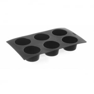 Moule à 6 muffins ø69x(H)40 HENDI - 1