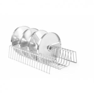 Porte-disques pour 18 disques coupe-légumes HENDI - 2