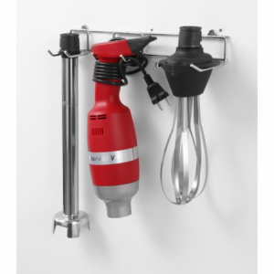 Mixeur-plongeur Profi Line 400 - avec vitesse réglable. Set avec support de rangement HENDI - 2