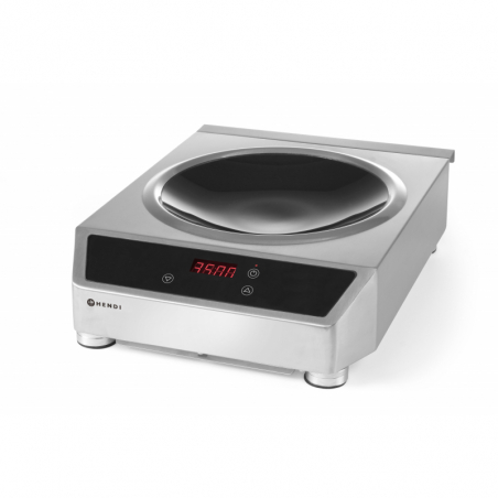 Wok à induction modèle 3500 HENDI - 1