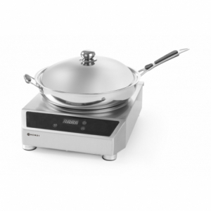 Wok à induction modèle 3500 HENDI - 2