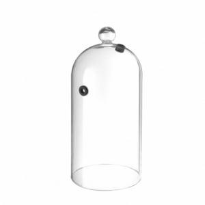 Cloche cocktail en verre avec aération HENDI - 1