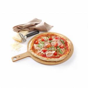 Planche à pizza avec poignée ø254 HENDI - 1
