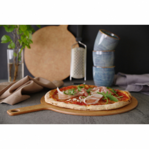 Planche à pizza avec poignée ø254 HENDI - 3