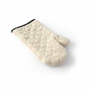Moufles anti-chaleur en coton - 2 pièces HENDI - 1