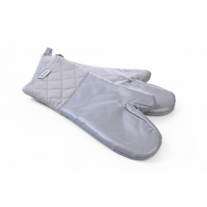 Moufles anti-chaleur en fibre de verre - 2 pièces HENDI - 1
